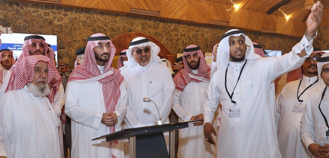 نائب أمير مكة يدشن واحد من أكبر مشاريع الاستزراع السمكي في العالم